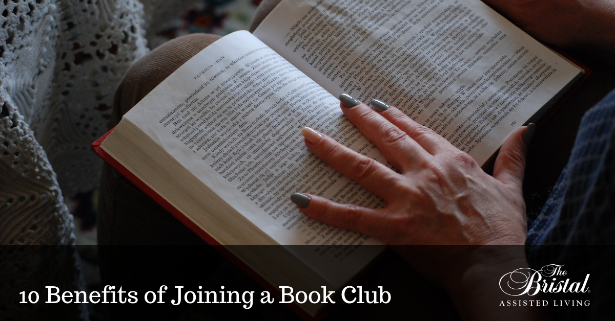 Benefits of Joining a Book Club