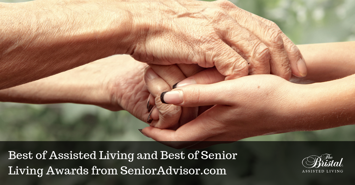 Best of Assisted Living and Best of Senior Living Awards from SeniorAdvisor.com