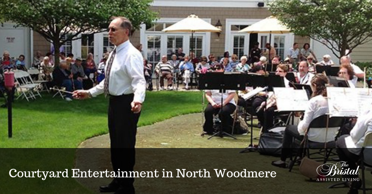 Courtyard Entertainment in North Woodmere