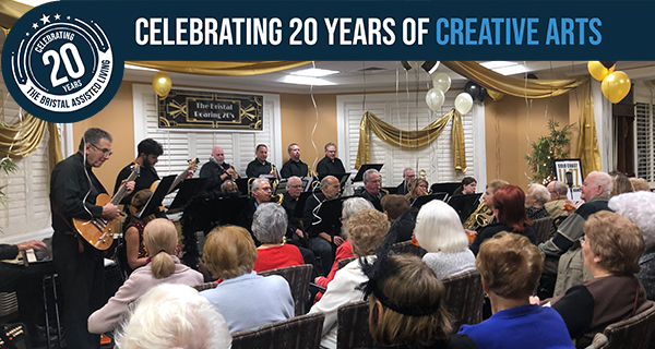 20 Years in the Creative Arts at The Bristal at East Northport