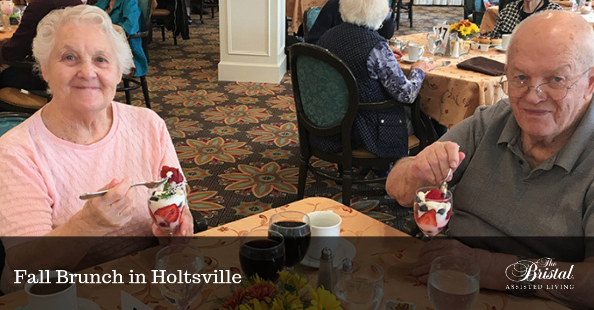Fall Brunch in Holtsville