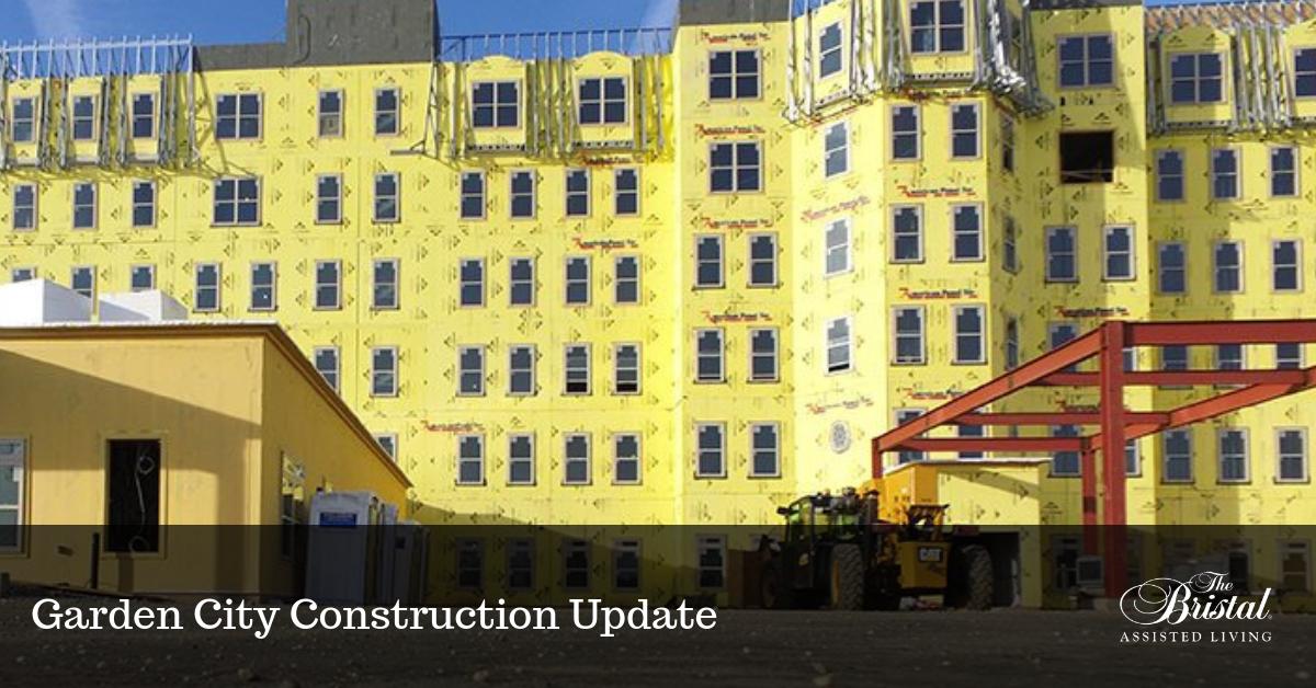 Garden City Construction Update