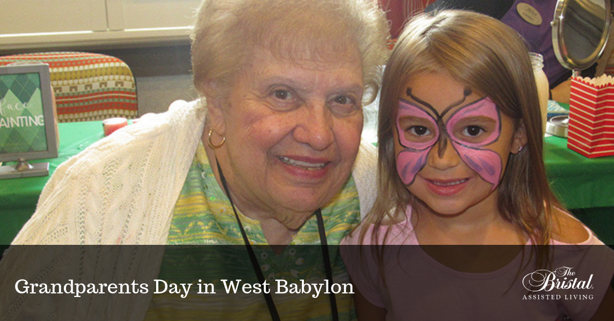 Grandparents Day in West Babylon