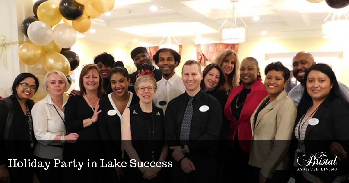 Holiday Party in Lake Success