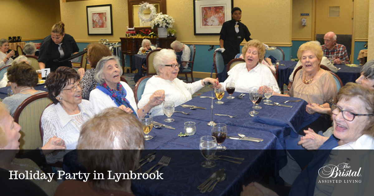 Holiday Party in Lynbrook