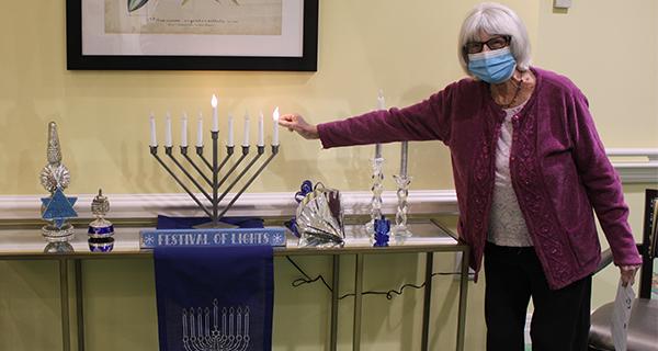 Hanukkah Celebration in Massapequa
