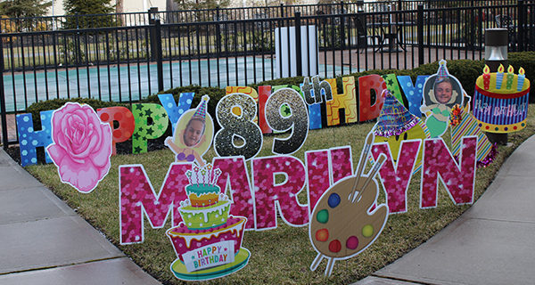 89th Birthday Celebration in Lake Grove