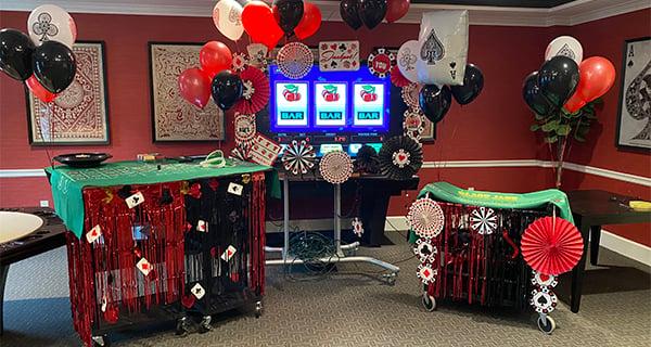 Casino Day in Garden City