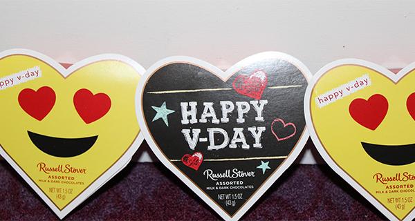 Valentine's Day at Lake Grove