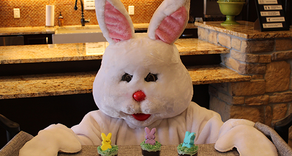 Easter in Lake Grove