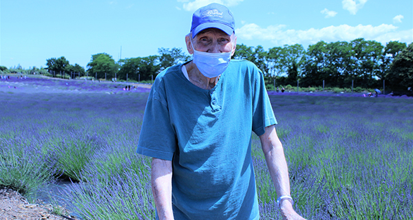 Mount Sinai Visits Lavender By The Bay