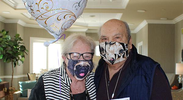 Englewood Couple Celebrates 67 Years of Marriage