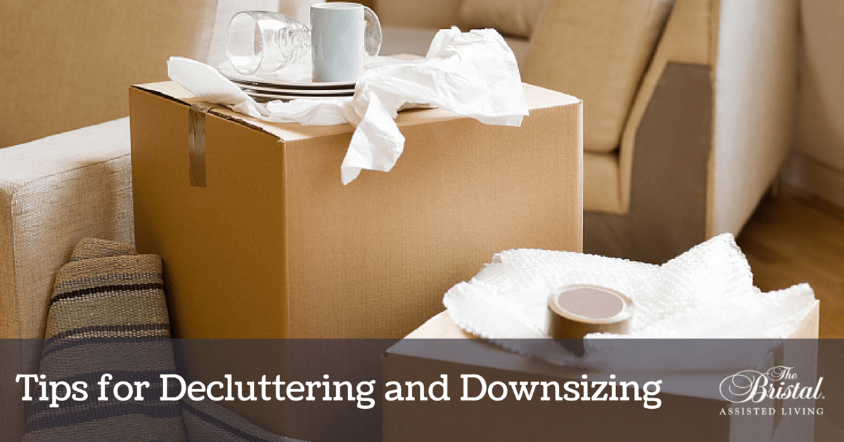 Tips for Decluttering and Downsizing