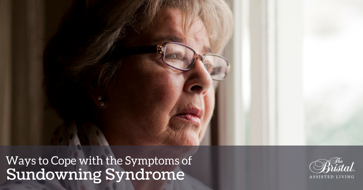Ways to Cope with the Symptoms of Sundowning Syndrome