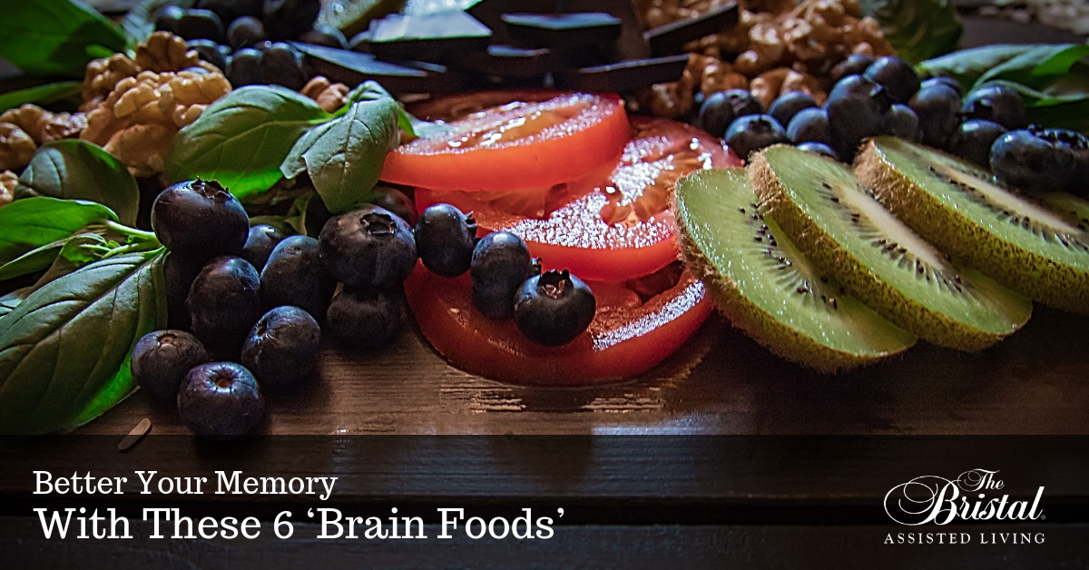 brain foods that better your memory