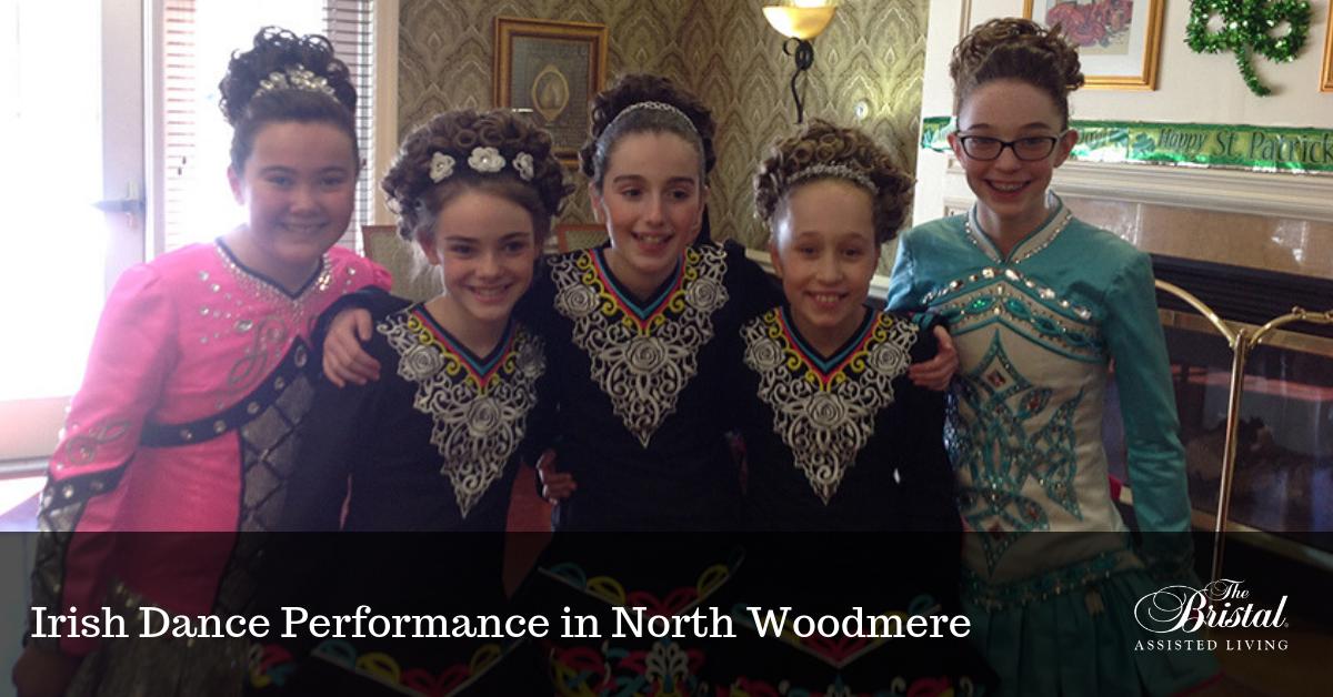 Irish Dance Performance in North Woodmere