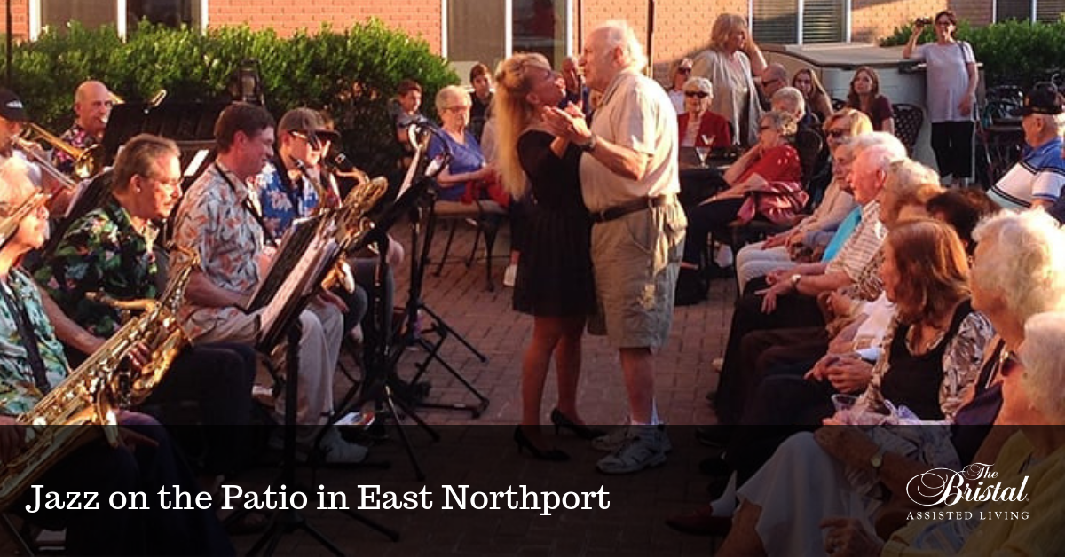Jazz on the Patio in East Northport