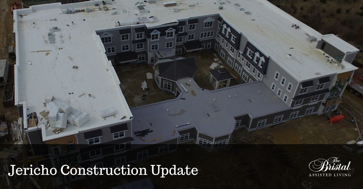 Jericho Construction Update