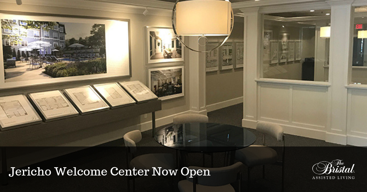 Jericho Welcome Center Now Open