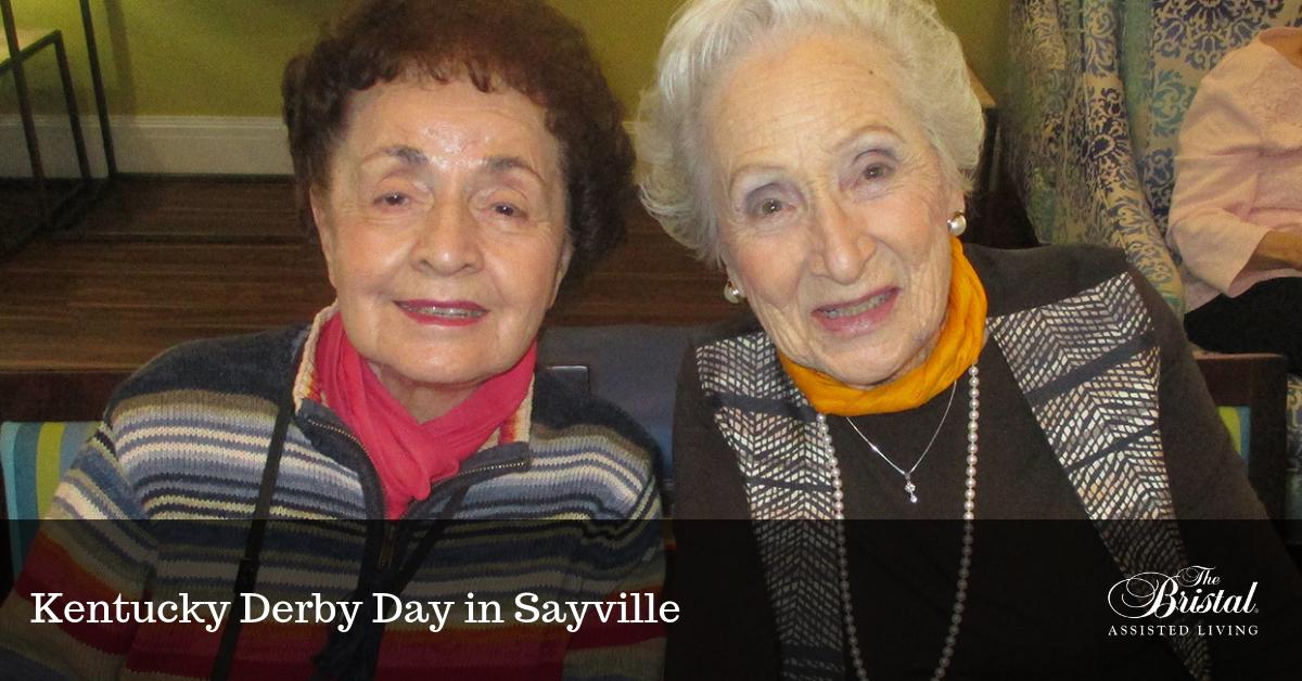 Kentucky Derby Day in Sayville