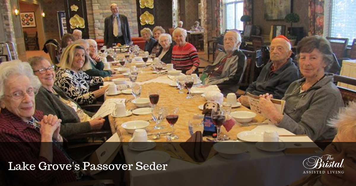 Lake Grove's Passover Seder