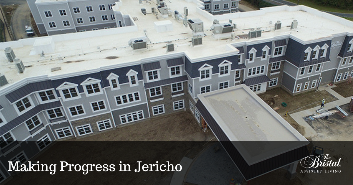 Making Progress in Jericho