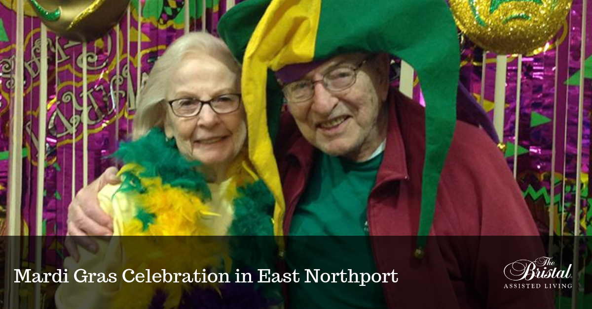Mardi Gras Celebration in East Northport