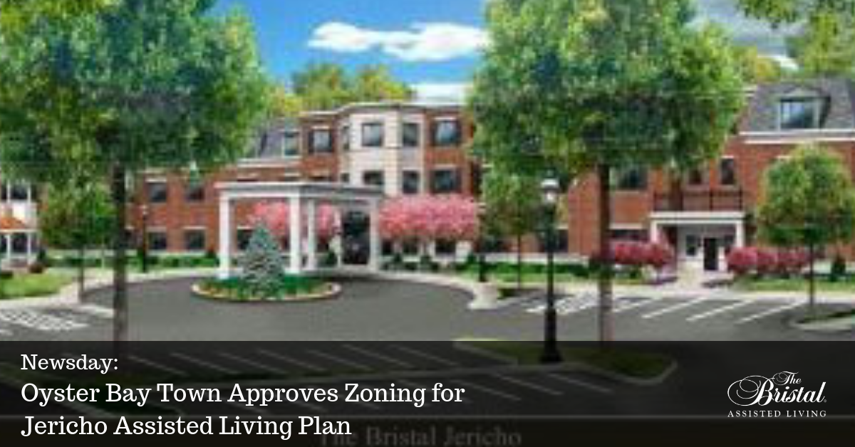 Newsday_ Oyster Bay Town Approves Zoning for Jericho Assisted Living Plan