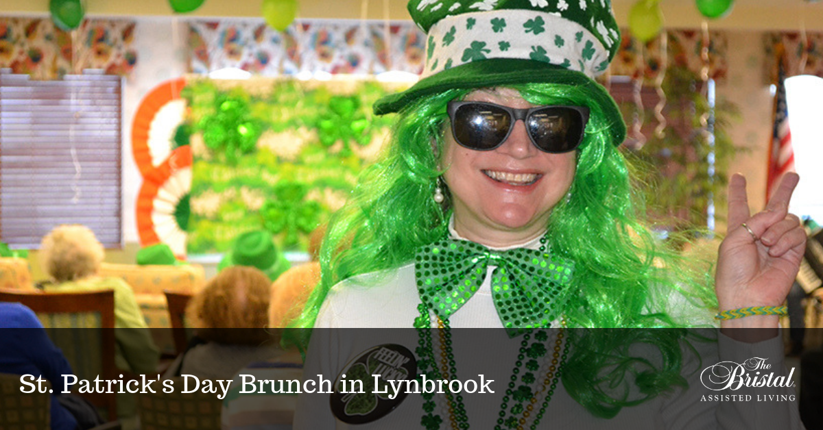 St. Patrick's Day Brunch in Lynbrook
