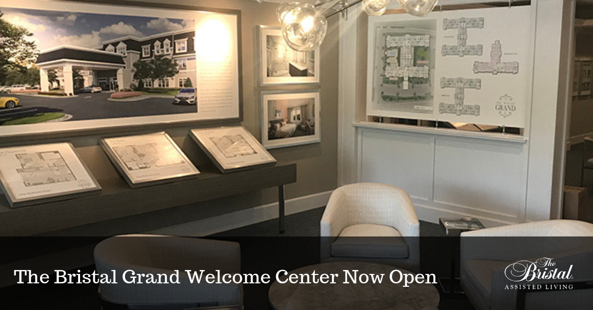 The Bristal Grand Welcome Center Now Open