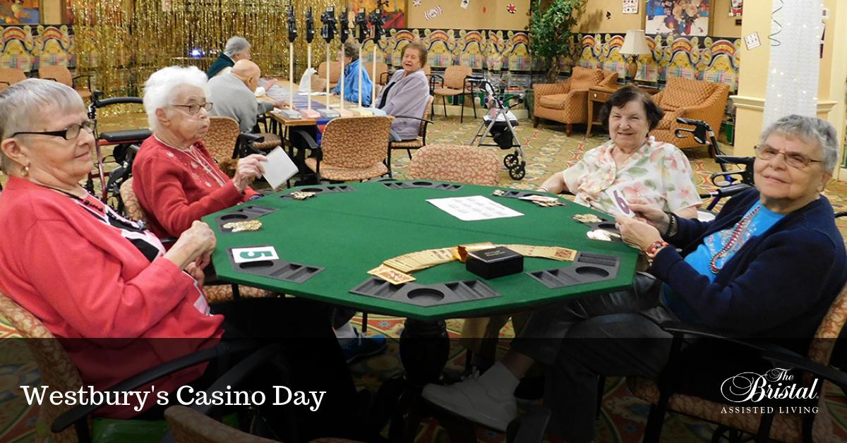 Westbury's Casino Day