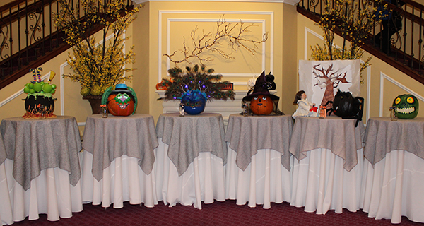 Pumpkin Decorating in Lake Grove
