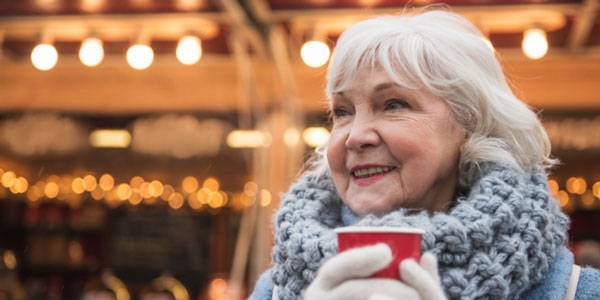 senior-woman-winter-drinking-coffee