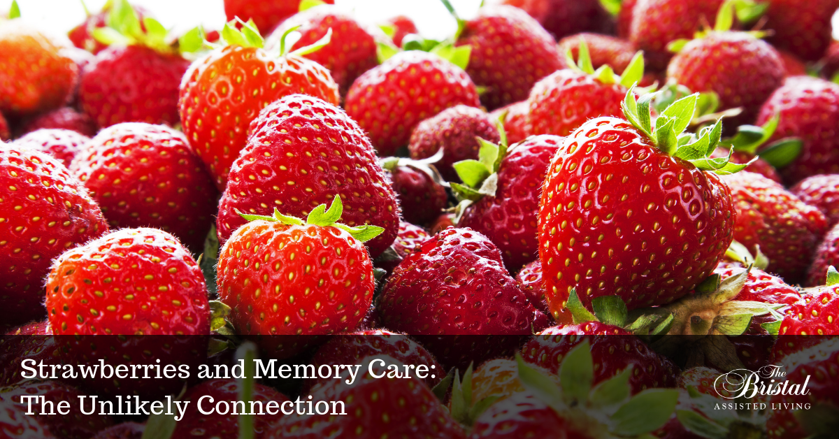 strawberries-and-memory